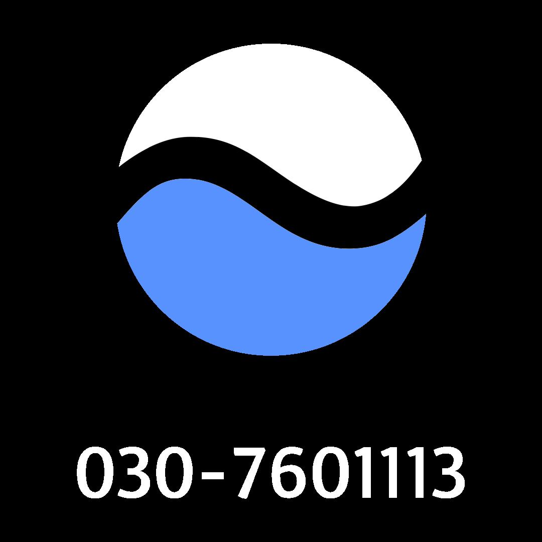 witgoed reparatie logo met nummer
