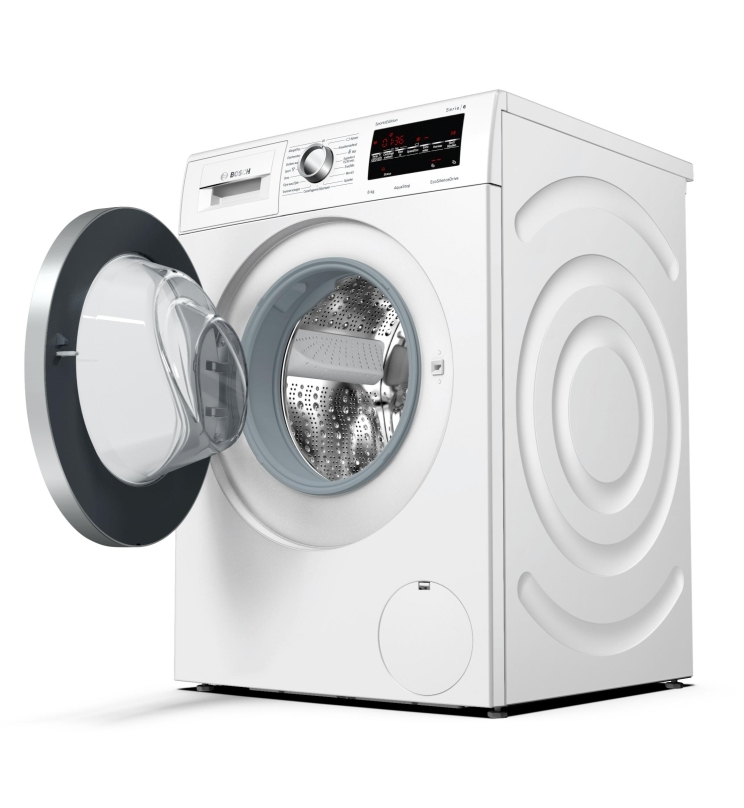 wasmachine lease in Oldelamer